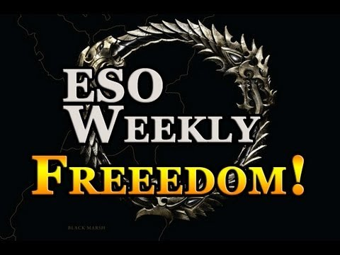 Elder Scrolls Online Weekly - ES-OTR: Questing & Player Freedom