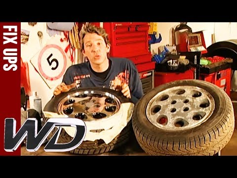 Toyota Mr2 Wheels Repair Perfectly Done Edd Gives Some