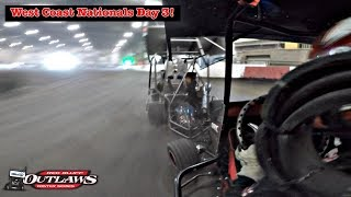 Insane Racing During The West Coast Nationals A Main! (Day 3)