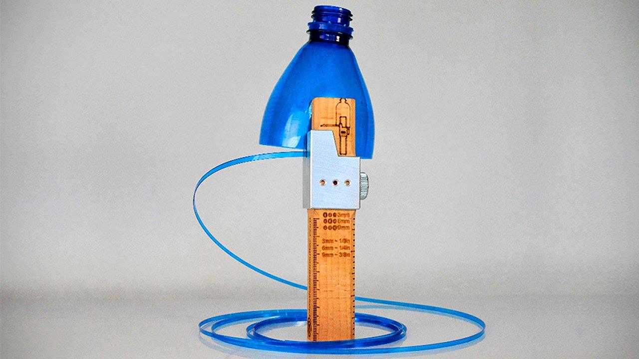 Резак для пластиковых бутылок своими руками - Изобретения 75