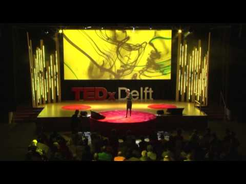 See the world through her Asperger eyes: Wendy Lampen at TEDxDelft