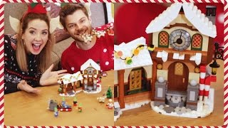 Download Christmas Lego Building with Jim | Zoella 3Gp Mp4