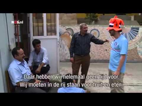 Zomercolumn: eenzame voetbalfan in Iran
