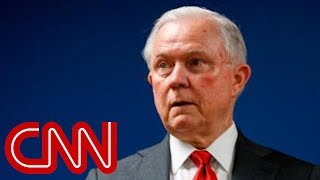 Attorney General Jeff Sessions fired