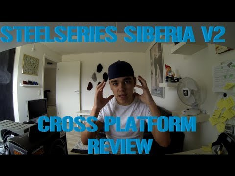 Steelseries Siberia V2 Cross Platform headset Review