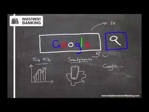 Do Investment Bankers Use Google?
