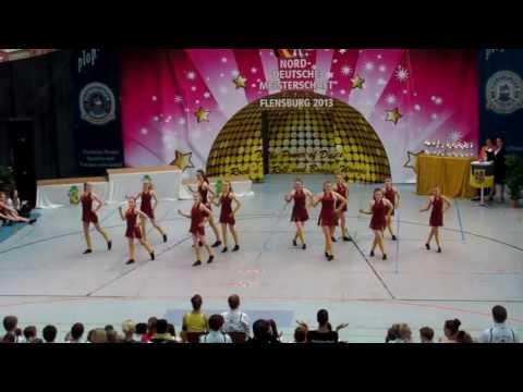 Dancing Angels - Norddeutsche Meisterschaften 2013