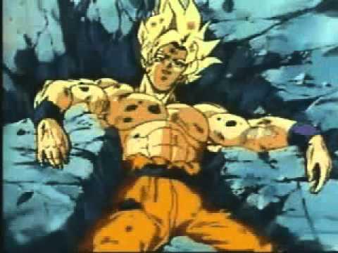 S.e.x. Nickelback - Dbz, Brolly X Goku video
