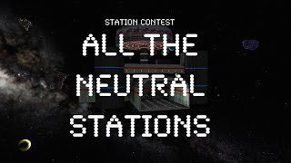 All Neutral Station Contest Entries