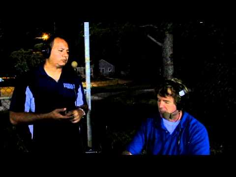 Manitowoc Mariners Post Game Interview Part 2 Coach Marcos Alforo Sr. WOMT