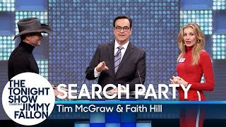 Search Party with Tim McGraw and Faith Hill