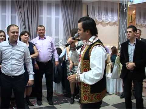 Igor Cuciuc la  Nuntă în Glodeni R  Moldova Live