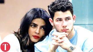 There's Something Strange Happening With Priyanka Chopra And Nick Jonas Marriage