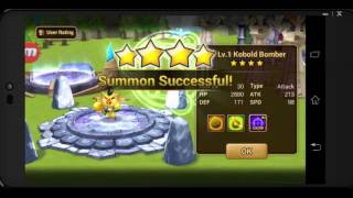 Summoners War: Sky Arena Premium Pack and use 11 mystic scrolls