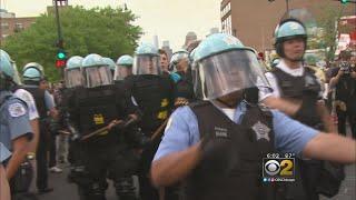 Chicago Police Increasing Patrols In Preparation For Van Dyke Verdict