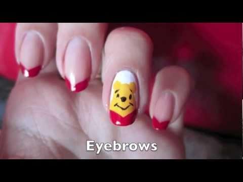 Tutorial: Winnie The Pooh