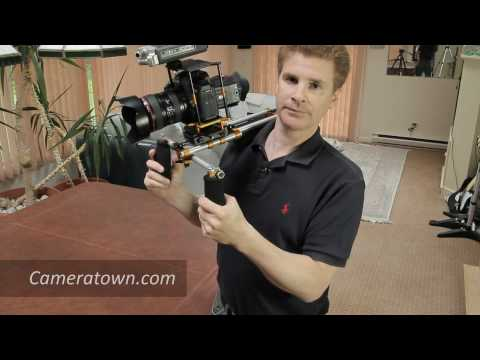 JAG35 HDSLR Shoulder RIg - Preview