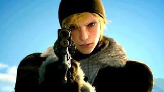 Final Fantasy XV: Episode Prompto All Cutscenes (Game Movie) PS4 PRO 1080p HD