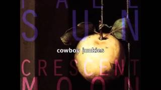 Watch Cowboy Junkies First Recollection video