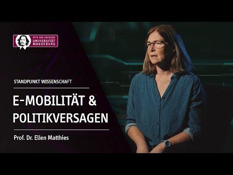 Standpunkt Wissenschaft: Versagt die Politik beim Thema E-Mobilität? | OVGU