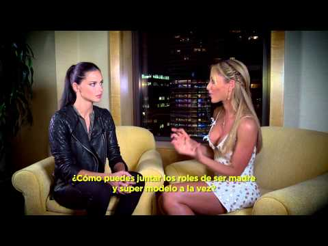 Mi Guia de Turistas VIP - Adriana Lima - Part 01