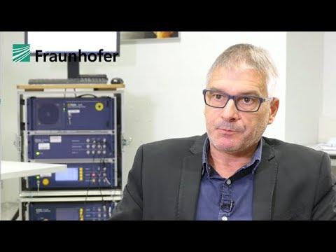 Martin Spies, Chief Scientific Officer am Fraunhofer IZFP