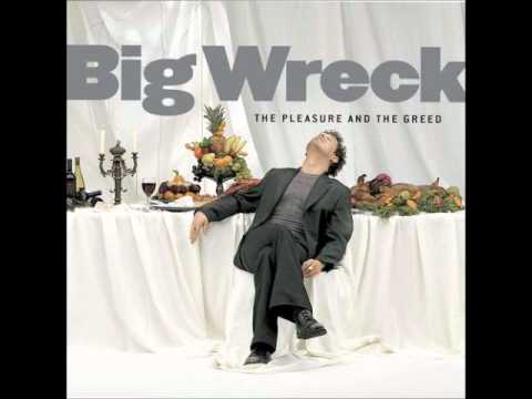 Big Wreck - Head In The Girl