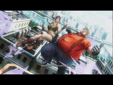 Street Fighter x Tekken - Julia and Bob Story (Arcade)