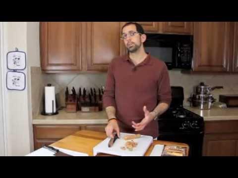 Cutting Frozen Meats