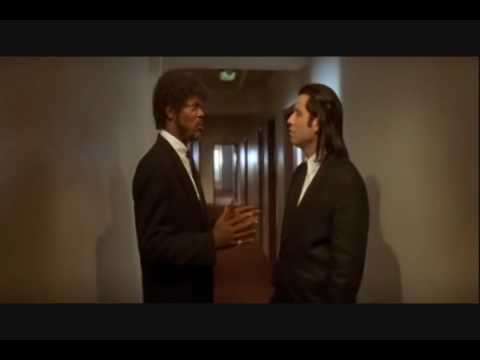 Pulp Fiction - Jules Winnfield, Vincent Vega & The Foot Massage video