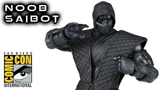 Storm Collectibles NOOB SAIBOT SDCC 2017 Exclusive Action Figure Toy Review