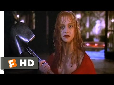 Death Becomes Her (8/10) Movie CLIP - Shovel Showdown (1992) HD