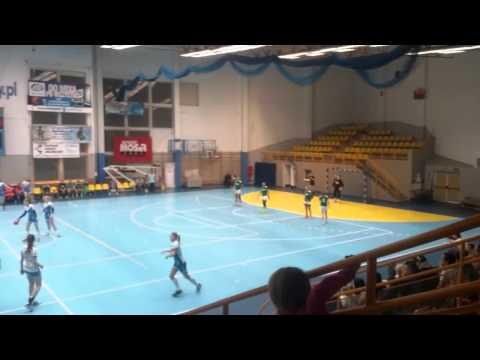 MTS Żory - MTS Kwidzyń - 20:25 - Piłka Ręczna Kobiet