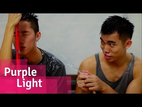 Purple Light 相近如兵 - Singapore LGBT Army Short Film // Viddse