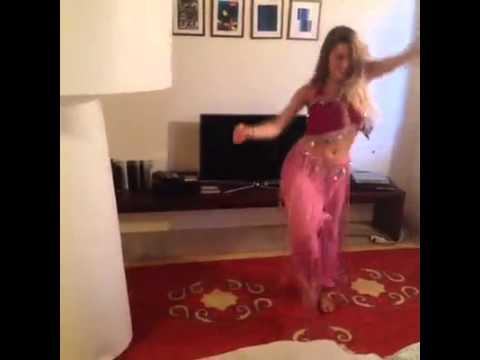 All I want is to dance like Shakira