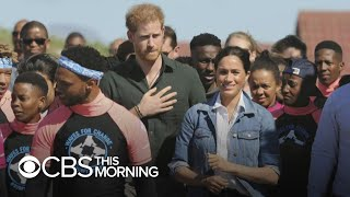 "Prince Harry's behavior ""uncharacteristic,"" biographer says"