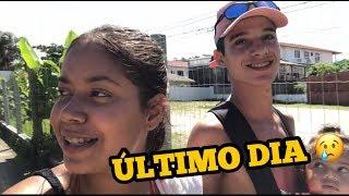 ÚLTIMO DIA DA NOSSA VIAGEM, NOSSA DESPEDIDA! | VLOG