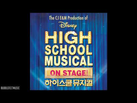 Lee Jae Jin & ChoA (이재진 & 초아) - 자유롭게 (Breaking Free) [High School Musical]