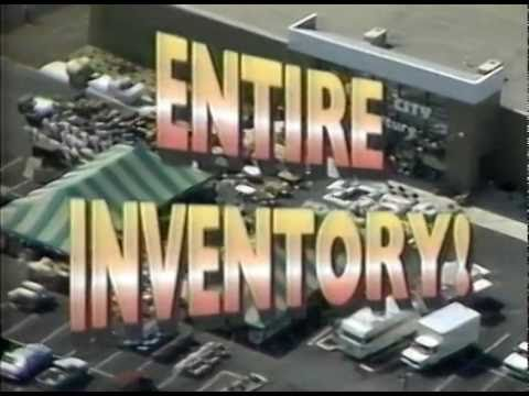 Value City Furniture Commercial 1992 Youtube