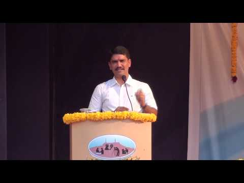 Vishwas Nangare Patil Speech Part 2 video