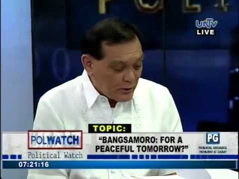 Bangsamoro Law, for a peaceful tomorrow? (Part 1)