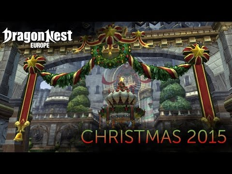 Xmas update 2015 - Dragon Nest Europe