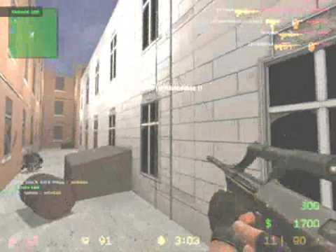 CSS Team Deathmatch No. 1