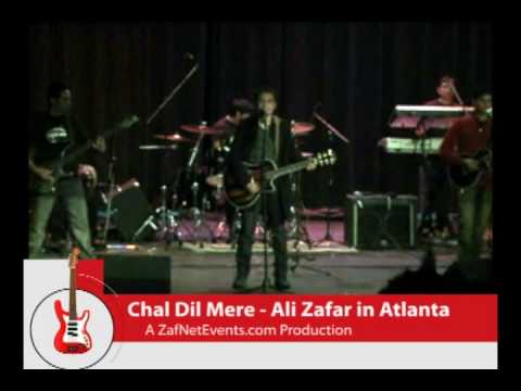 http:ZafNetEvents.com - Chal Dil Mere - Ali Zafar in Atlanta