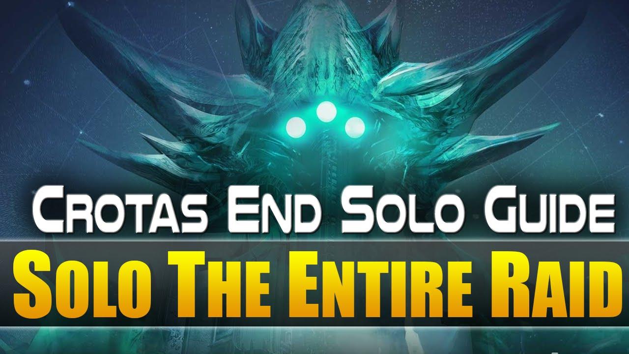 Crota's End Solo Guide