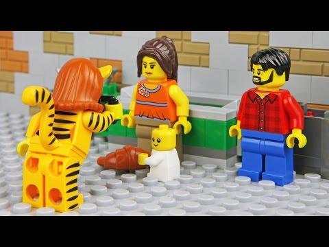 Lego Animals Parody