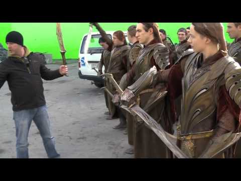Images and Scenes from The Hobbit: The Battle of Five Armies!