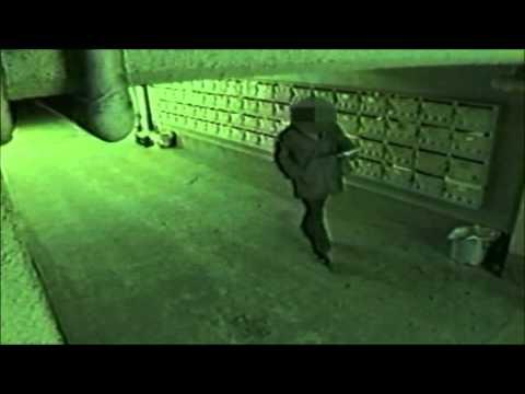 Fantasma captado por cámara de seguridad Japón
