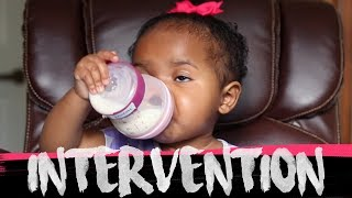 Interview With An 11-Month-Old | Milk Intervention