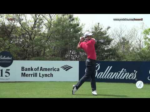 [1080p HD] Adam Scott 2012 Driver with Practice Golf Swing (11)_European Tour